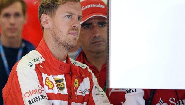 F1: Austria, seconde libere a Vettel