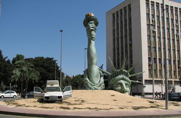New York? No Murcia...