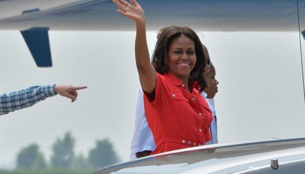 Michelle, no stragi come Charleston