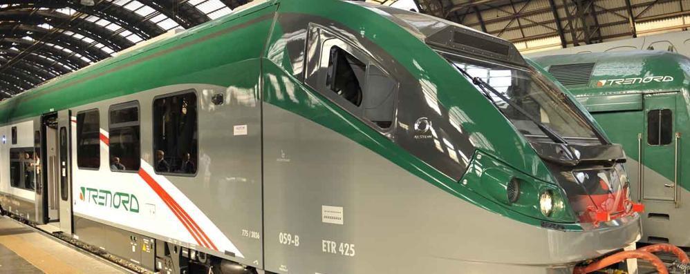 Nuovi treni, ecco la flotta per Bergamo «Quattro convogli entro aprile 2016»