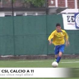 Sport Csi, allievi calcio a 11, vince la Polisportiva Monterosso