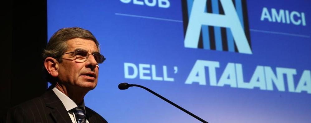 Atalanta, gli «Amici» verso il 50° Il presidente sarà Marino Lazzarini