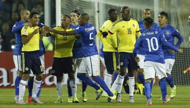 Coppa America: quattro turni a Neymar