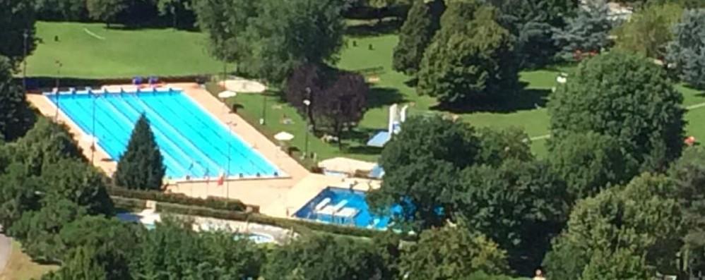 Le piscine pubbliche in rosso «Ma è solo colpa del meteo»