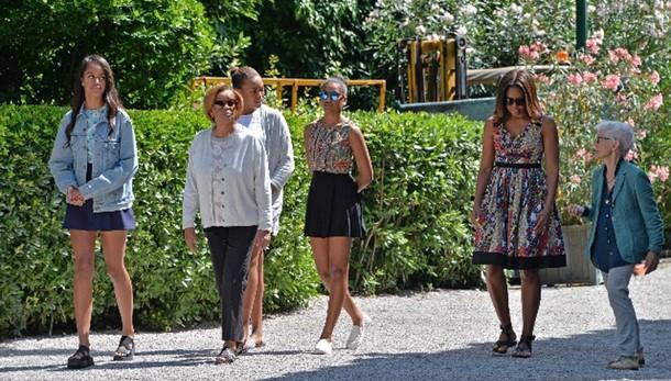 Michelle Obama a Biennale di Venezia