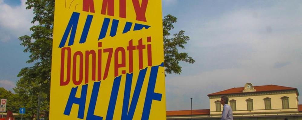 Oggi è la Donizetti night 16 palcoscenici fino a notte fonda