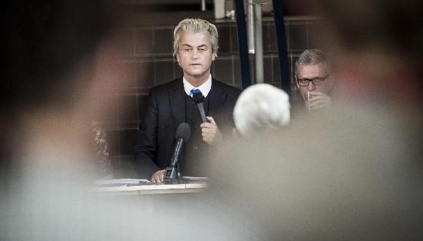 Wilders accusa,tv ha sabotato caricature
