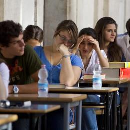 Maturità, è il giorno del «quizzone» Gli studenti affrontano la terza prova