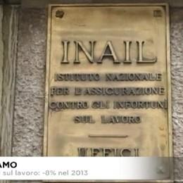 Infortuni sul lavoro: Bergamo, -8% nel 2013