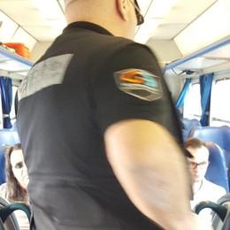Treni, rafforzata la vigilanza Più controlli dal tardo pomeriggio