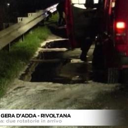 Misano Gera d'Adda: due rotatorie per aumentare la sicurezza stradale sulla Rivoltana