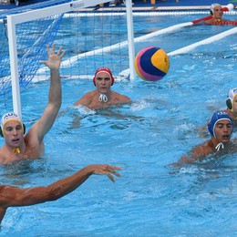 Pallanuoto, l'Italia domina i canguri nella World League all'Italcementi