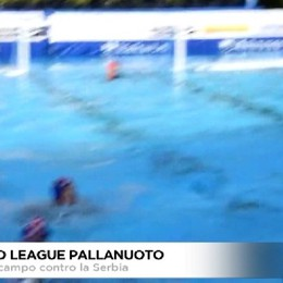 Pallanuoto World League: Italia ok con l'Australia