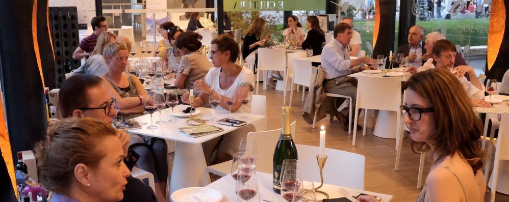 Vini dal Medioriente all'Africa alla Bergamo Domus Wine