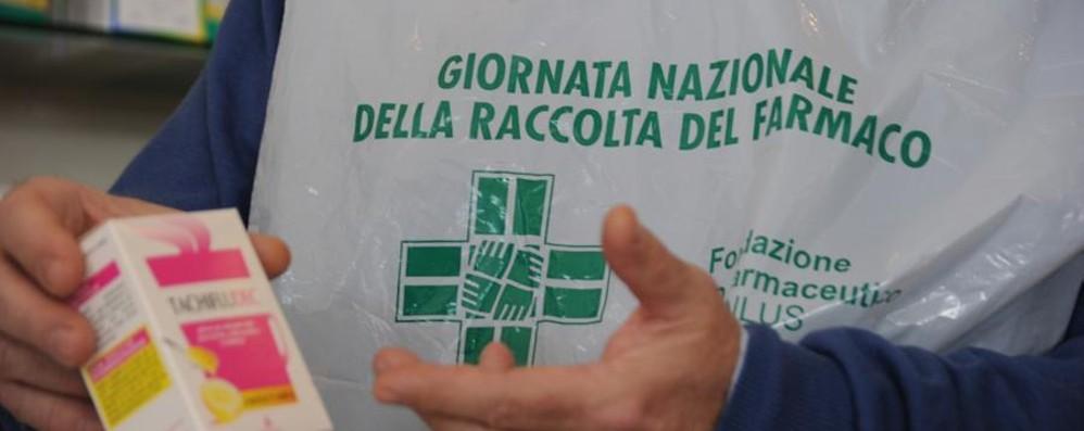 Bergamo con un cuore grande Donati 14 mila farmaci ai bisognosi