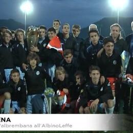 Coppa Valbrembana 2015, vince l'AlbinoLeffe