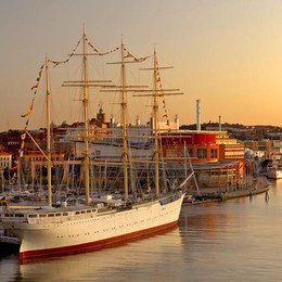 Göteborg, long weekend Design, locali trendy e sapori