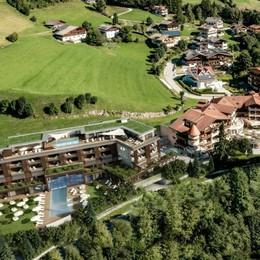 Valle Aurina per le famiglie regno verde, Spa e giochi