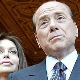 Berlusconi, l'ex moglie e i 46 mila euro al giorno
