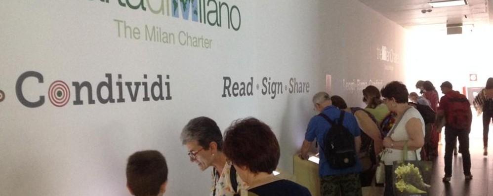La Carta di Milano I perché di una firma