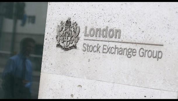 Borsa: Londra parte in netto calo -2,18%