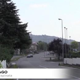 Coppia rapinata nella notet a Gorlago