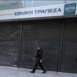 Grecia e crisi, le Borse scendono Operatori fiduciosi: «Non c'è panico»