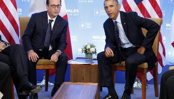 Grecia: Obama parla con Hollande