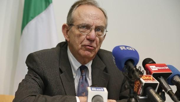 Grecia:Padoan,Italia esposta per 35,9mld