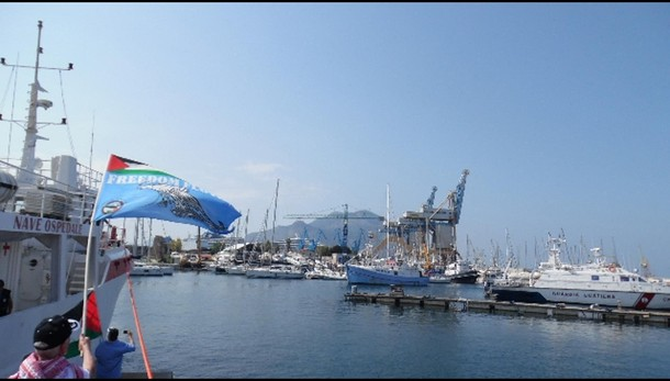 Israele blocca nave Flotilla verso Gaza