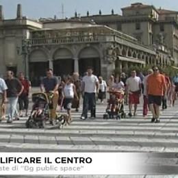 Riqualificare il centro cittadino, le risposte di Bg public space