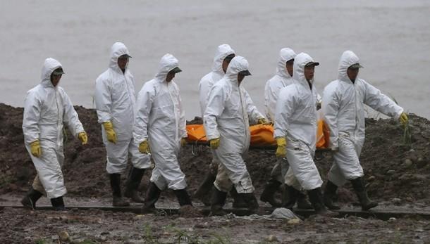 Cina: poche speranze per dispersi nave