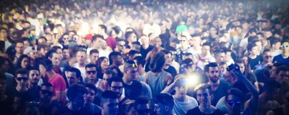 I giovani fanno il pieno di musica - video Erano in 5.300 arrivati da mezza Europa