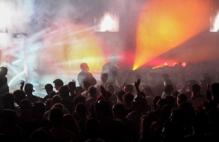 Lo «Shade Music festival»