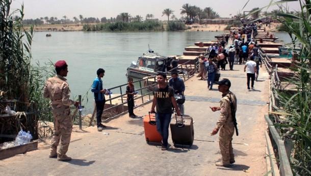 Isis chiude diga Ramadi,rischio tragedia