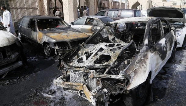 Isis: ha nome kamikaze moschea saudita