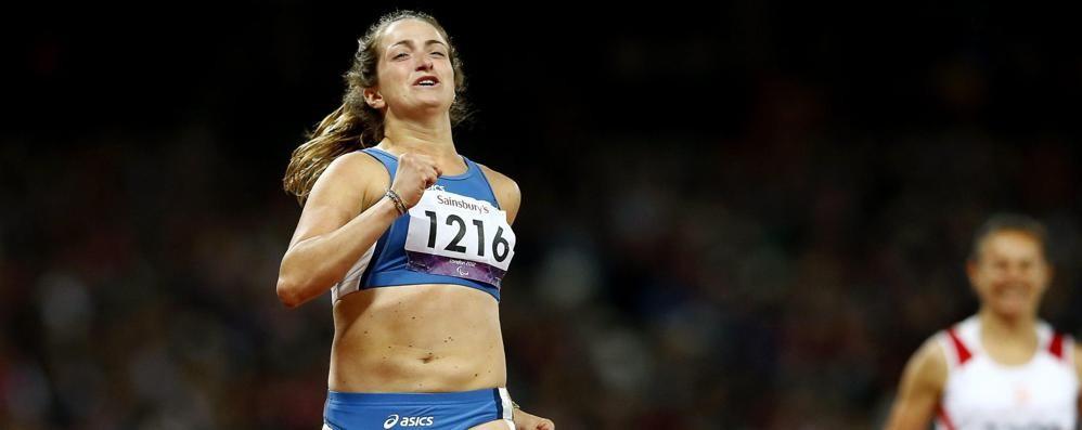 Martina Caironi macina record Votatela come atleta del mese