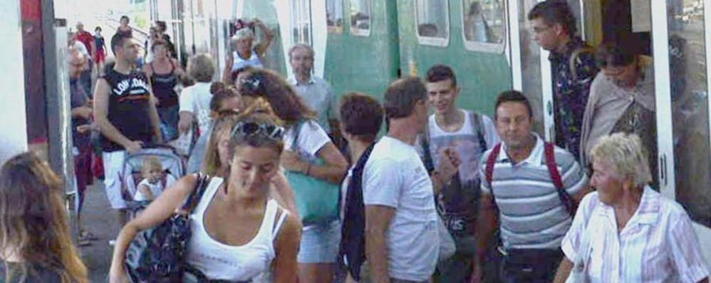 Torna la Freccia Orobica Fermerà anche a Brescia