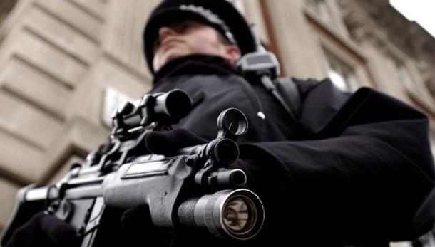 A Londra esercitazione antiterrorismo