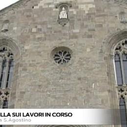 Brembilla sui lavori in corso:priorità a S.Agostino