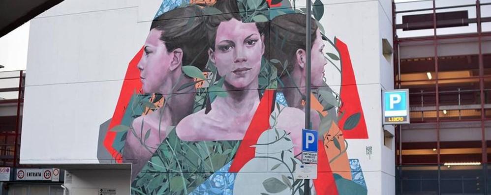 Da un dipinto della Carrara ecco una nuova opera per la città
