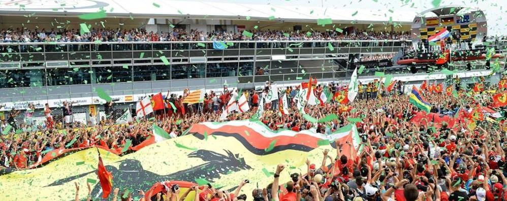 Il Gp di Monza non si tocca La Regione raccoglie 1850 firme