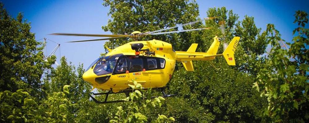 Incidente in A4 a Cavenago Coinvolti un tir e 5 auto, sei feriti