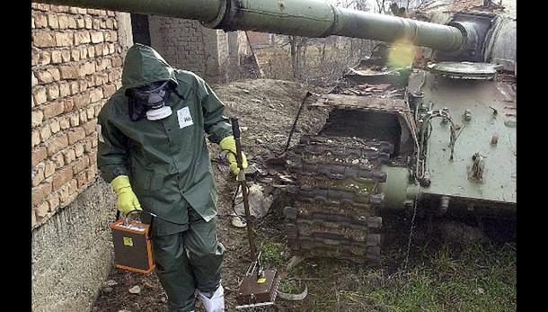 Si a commissione su uranio impoverito