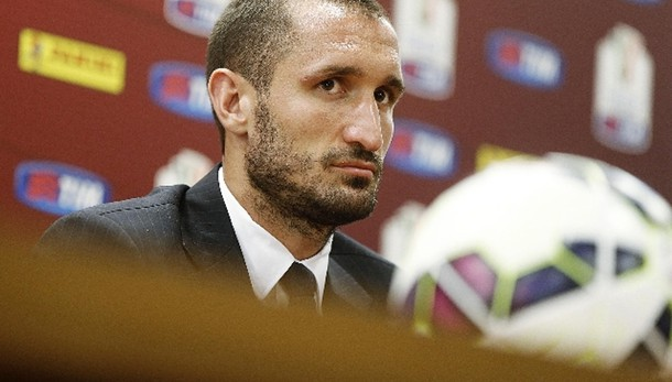 Chiellini out, non sarà a Berlino