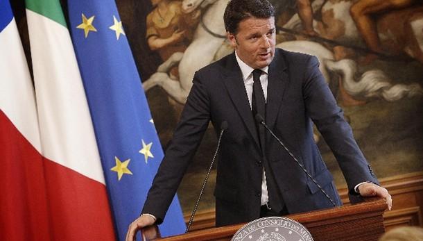 Mafia Roma: Renzi, chi ruba in galera