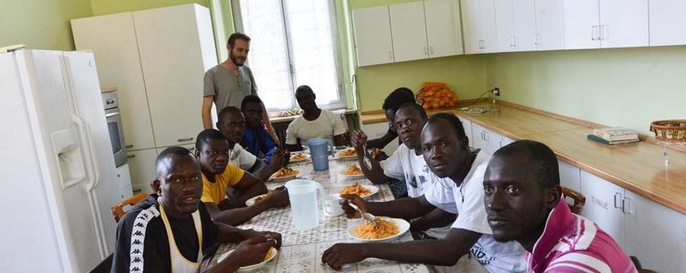 Profughi nella Bergamasca Ne arriveranno ancora 300-360