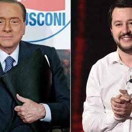 Berlusconi o Salvini? Si passa da Milano