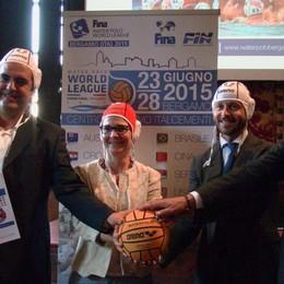 Le star della pallanuoto mondiale a  Bergamo per il pass olimpico