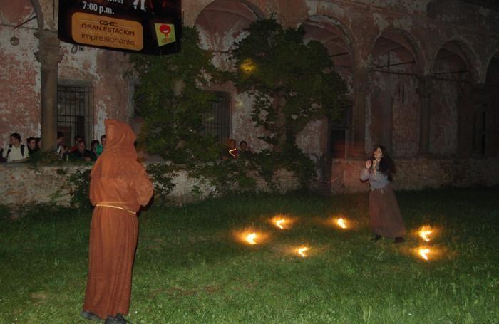 Tour del mistero a Bergamo